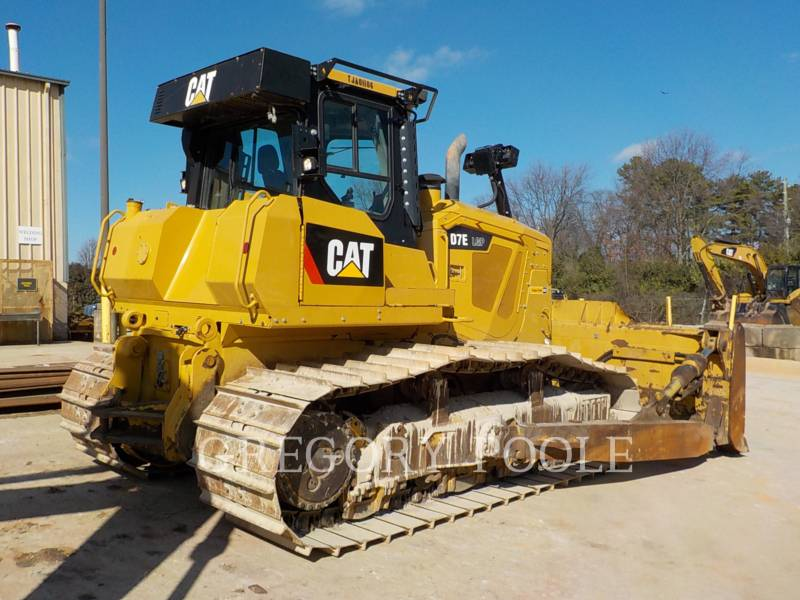 CATERPILLAR TRACTEURS SUR CHAINES D7E LGP equipment  photo 11