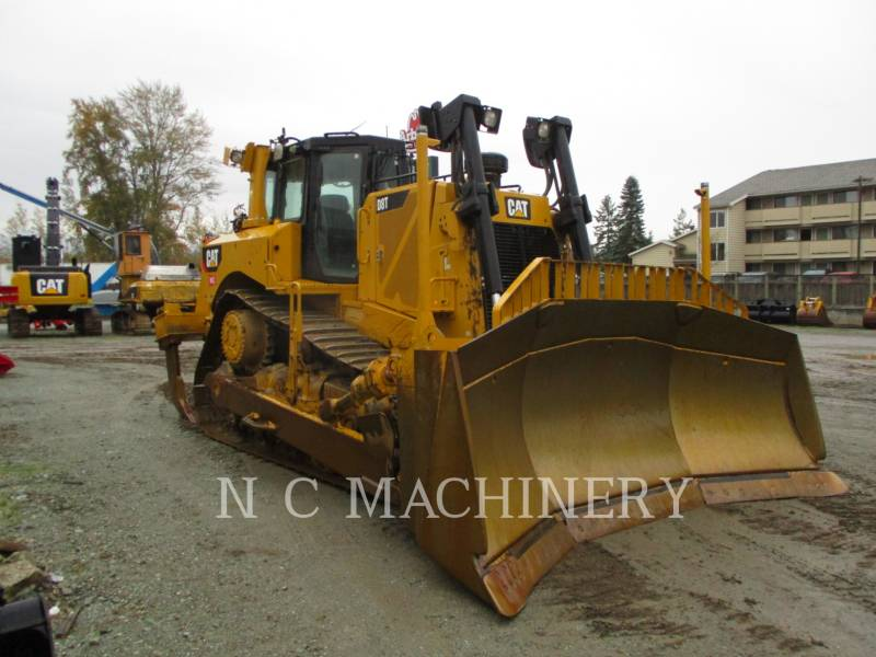 CATERPILLAR CIĄGNIKI GĄSIENICOWE D8T equipment  photo 7