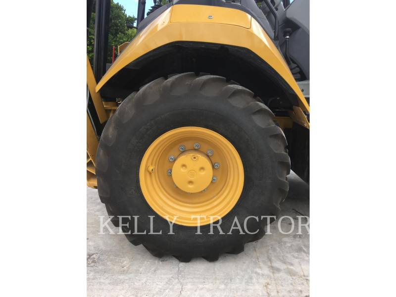 CATERPILLAR BAGGERLADER 415F2ST equipment  photo 11