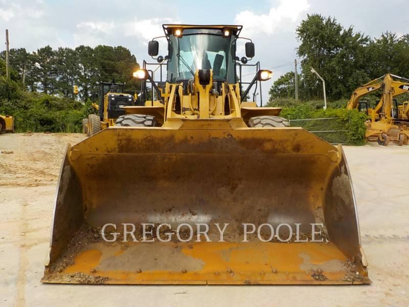 CATERPILLAR WIELLADERS/GEÏNTEGREERDE GEREEDSCHAPSDRAGERS 966K equipment  photo 16