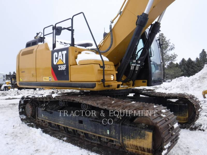CATERPILLAR ESCAVADEIRAS 336F L equipment  photo 4