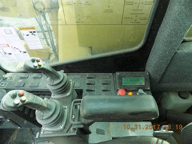 CATERPILLAR Hydraulische Kettenbohrgeräte MD5075 equipment  photo 10