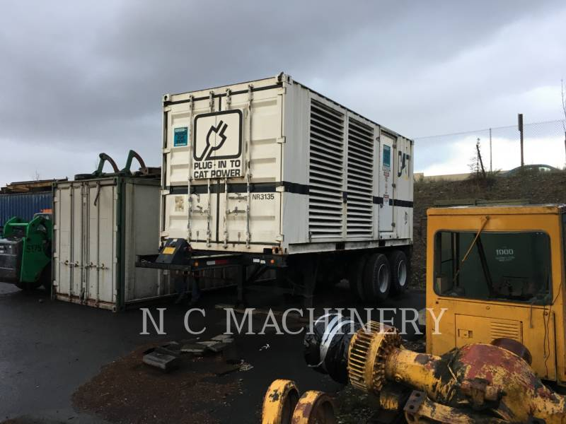 CATERPILLAR MOBILE GENERATOR SETS SR4 equipment  photo 2