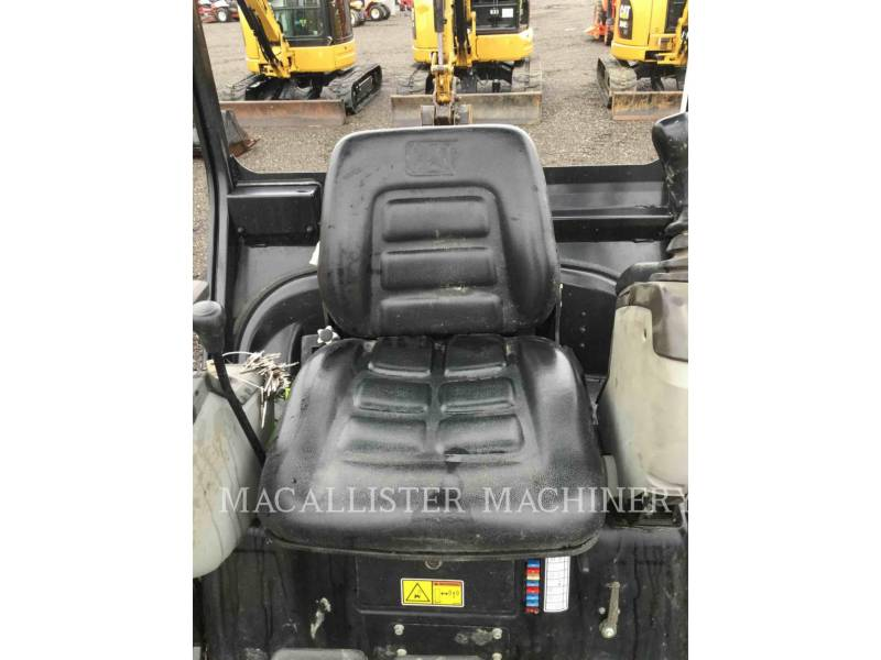 CATERPILLAR TRACK EXCAVATORS 301.4C equipment  photo 10