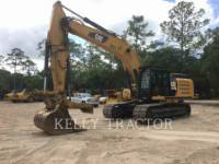 Equipment photo CATERPILLAR 336FL ESCAVADEIRAS 1