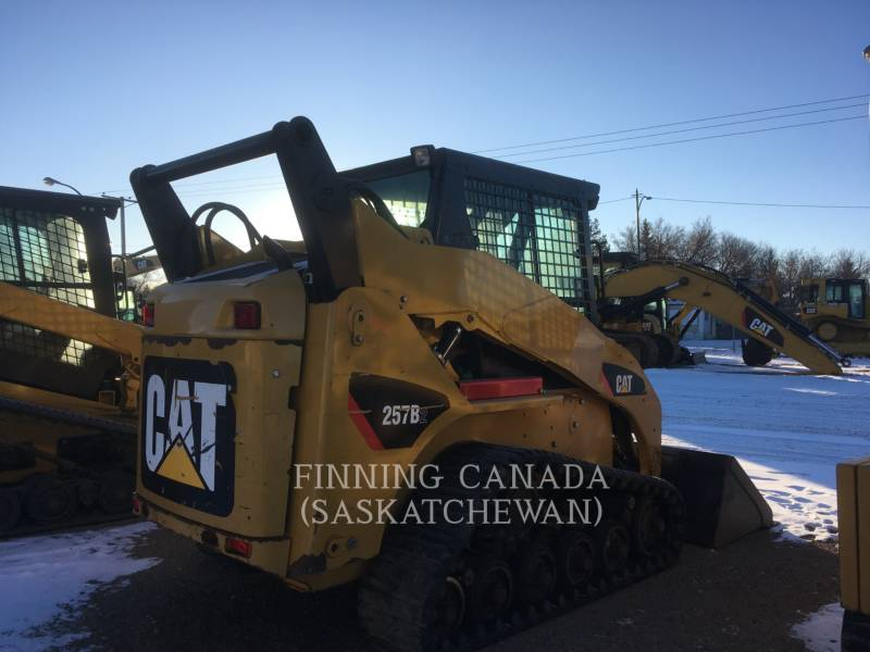 CATERPILLAR DELTALADER 257B2 equipment  photo 4