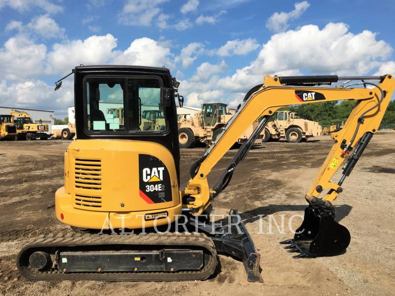 CATERPILLAR ESCAVATORI CINGOLATI 304E2CR equipment  photo 7