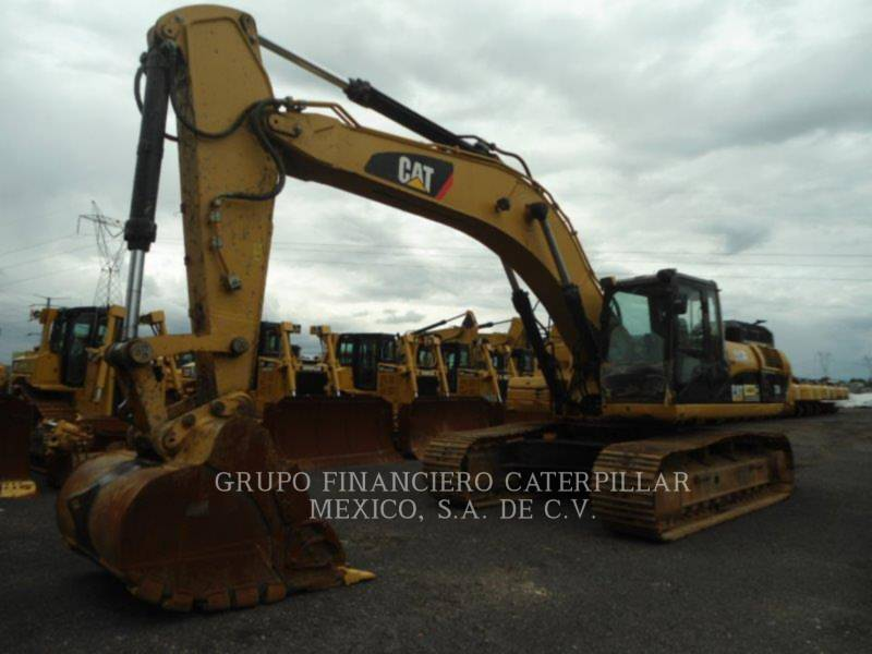 CATERPILLAR ESCAVADEIRAS 336DL equipment  photo 2