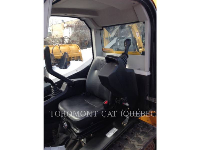 JCB SKID STEER LOADERS 205T equipment  photo 14