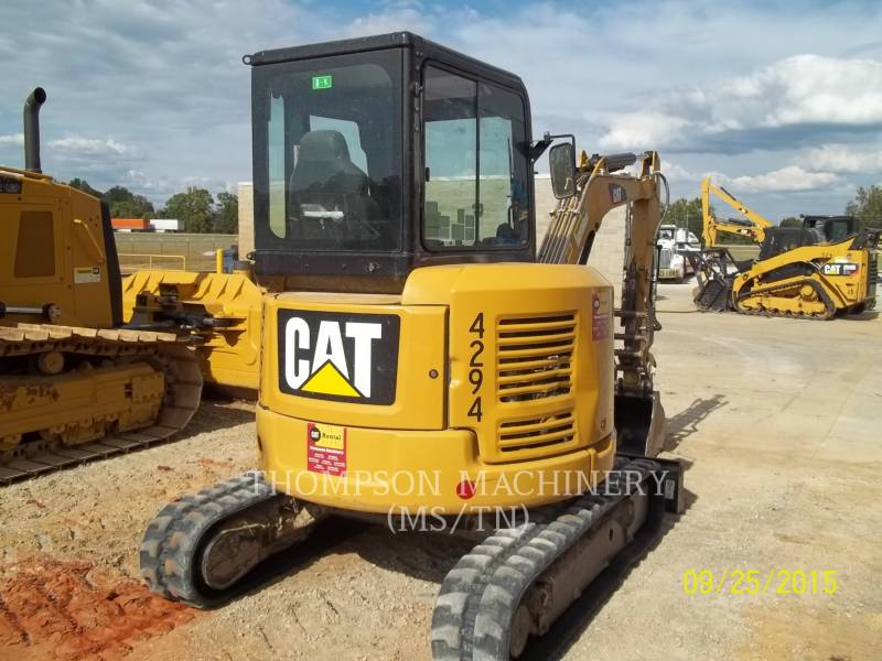 CATERPILLAR EXCAVADORAS DE CADENAS 303.5E equipment  photo 2