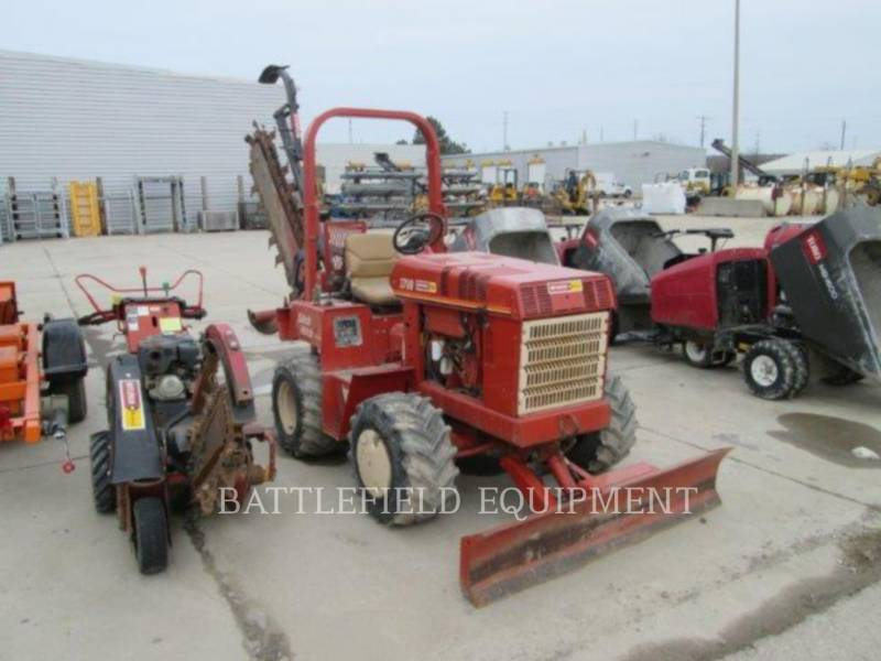 DITCH WITCH (CHARLES MACHINE WORKS) TRANCHEUSES 3700 equipment  photo 3