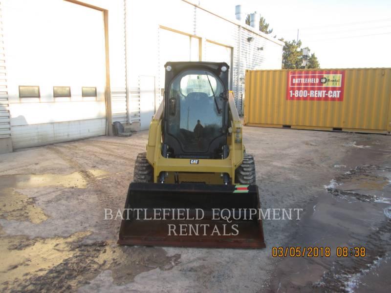 CATERPILLAR MINICARGADORAS 226D equipment  photo 8