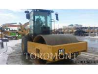 Equipment photo CATERPILLAR CS66B COMPACTORS 1