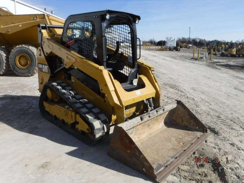 CATERPILLAR CHARGEURS TOUT TERRAIN 259D equipment  photo 1