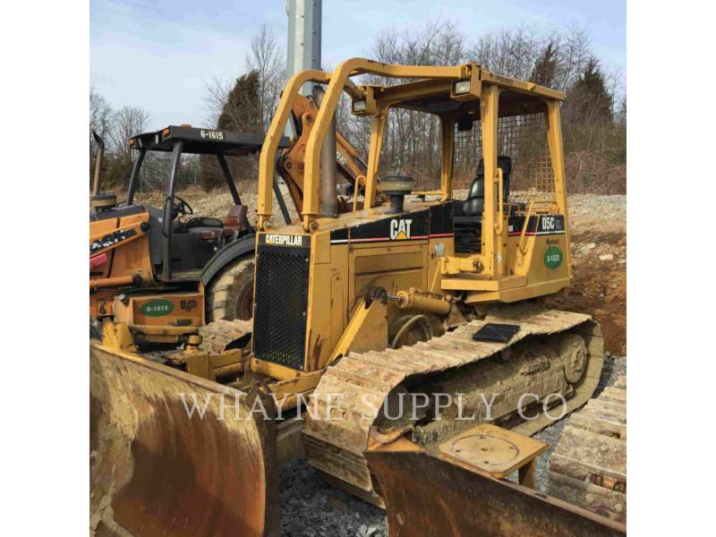 CATERPILLAR TRACK TYPE TRACTORS D5CIIIXL equipment  photo 1