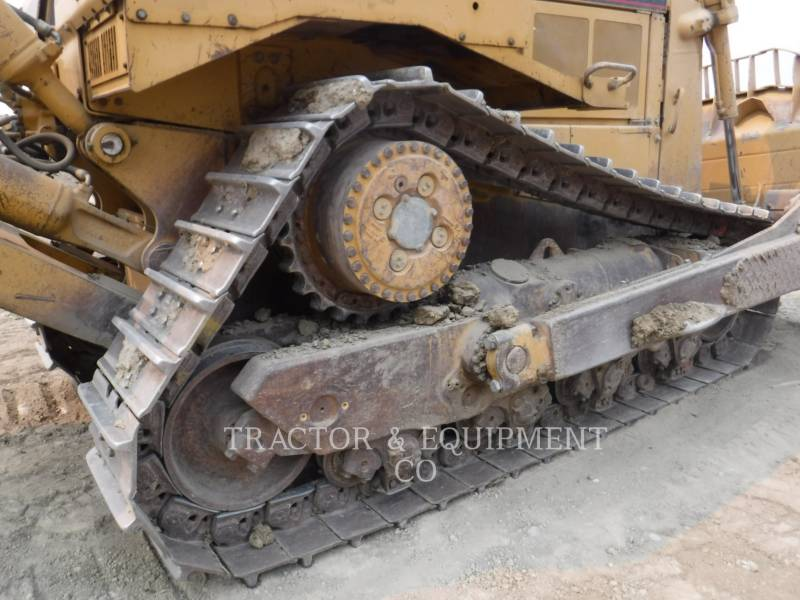 CATERPILLAR TRAKTOR GĄSIENNICOWY KOPALNIANY D8R equipment  photo 7