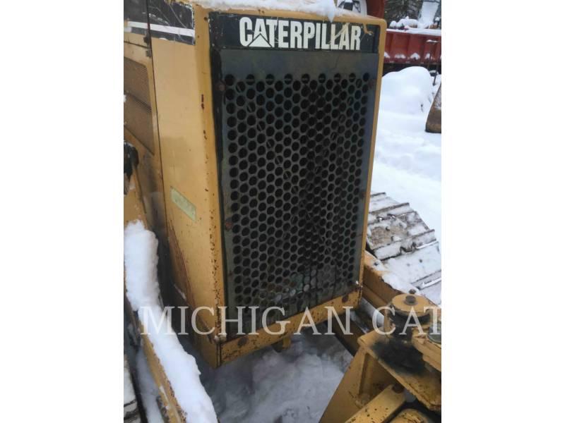 CATERPILLAR TRACK TYPE TRACTORS D3CIIIXL equipment  photo 9