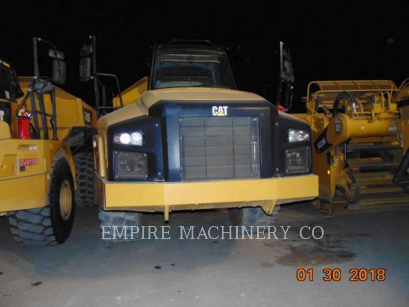 CATERPILLAR 鉱業用ダンプ・トラック 740B TG equipment  photo 4