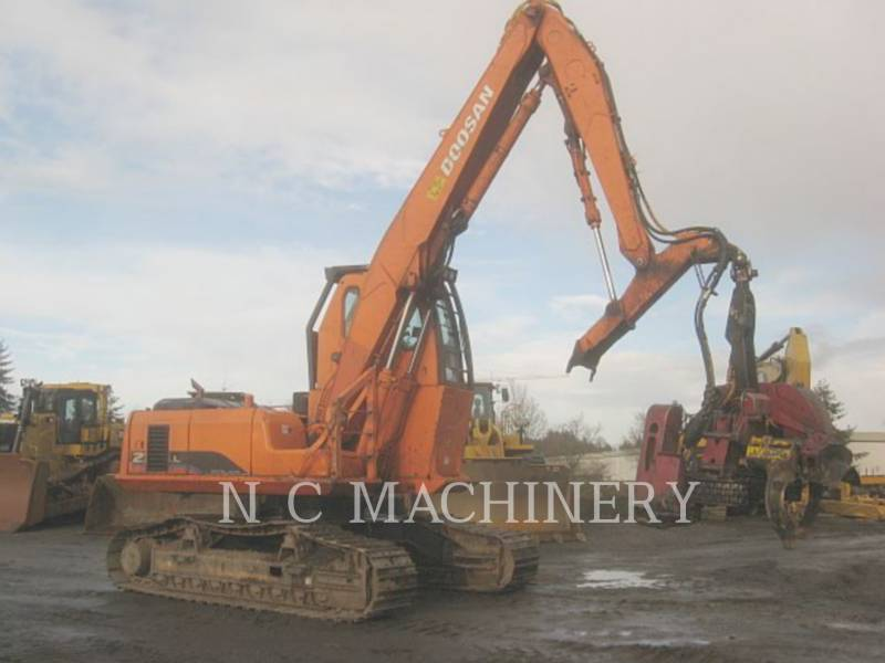 DOOSAN INFRACORE AMERICA CORP. MÁQUINA FORESTAL 225LL equipment  photo 1