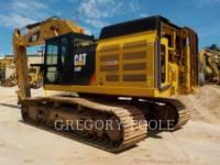 CATERPILLAR TRACK EXCAVATORS 349F L equipment  photo 7
