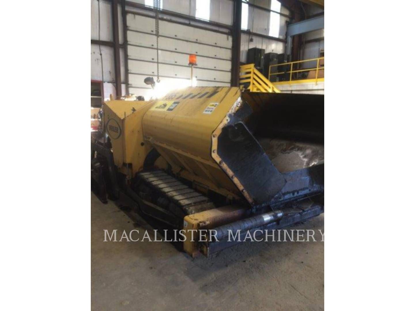 Detail photo of 2012 Weiler P 385 from Construction Equipment Guide