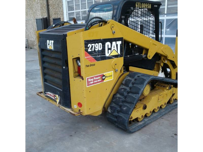 CATERPILLAR MULTI TERRAIN LOADERS 279 D equipment  photo 3