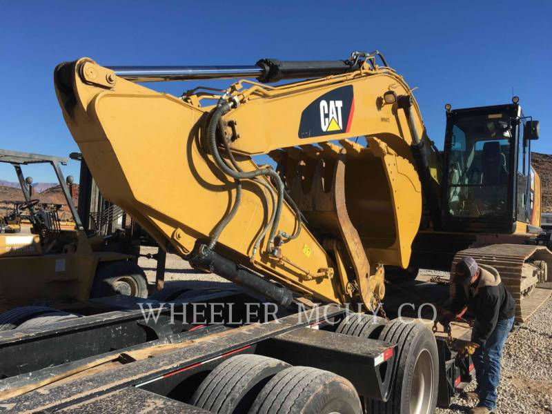 CATERPILLAR EXCAVADORAS DE CADENAS 324E L THM equipment  photo 1