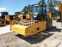 Equipment photo CATERPILLAR CP76 COMPACTEUR VIBRANT, MONOCYLINDRE À PIEDS DAMEURS 1