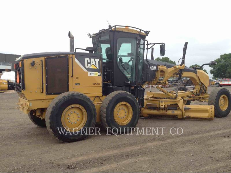 CATERPILLAR MOTOR GRADERS 140M equipment  photo 2