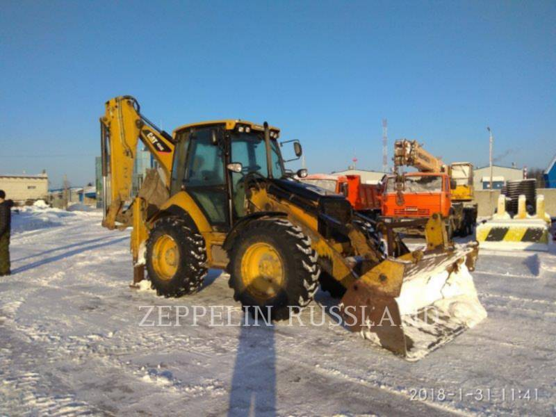CATERPILLAR KOPARKO-ŁADOWARKI 434E equipment  photo 1