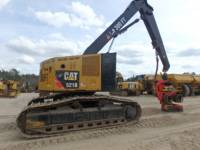 CATERPILLAR FORESTRY - FELLER BUNCHERS - TRACK 521B equipment  photo 4