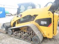 Equipment photo Caterpillar 297 C ÎNCĂRCĂTOARE PENTRU TEREN ACCIDENTAT 1