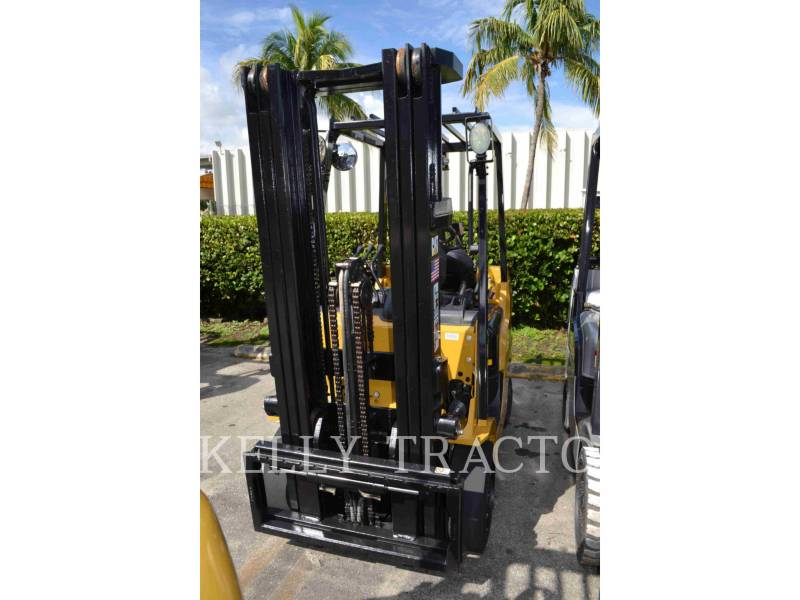 CATERPILLAR LIFT TRUCKS EMPILHADEIRAS C5000 equipment  photo 4