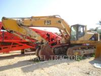 Equipment photo CATERPILLAR 350 PELLES SUR CHAINES 1