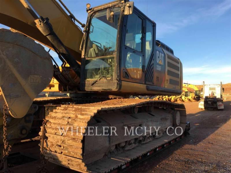 CATERPILLAR TRACK EXCAVATORS 336F L THM equipment  photo 2