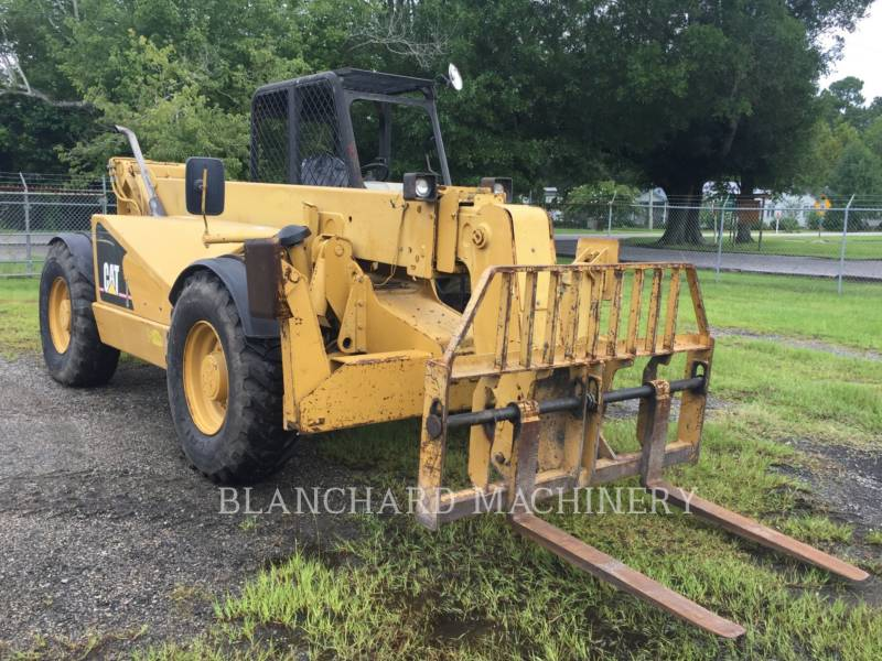 CATERPILLAR TELEHANDLER TH103 equipment  photo 5