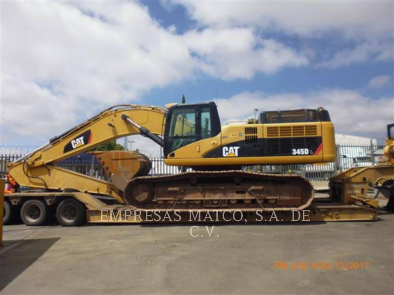 CATERPILLAR EXCAVADORAS DE CADENAS 345DL equipment  photo 1