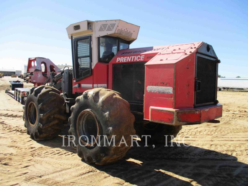 PRENTICE FORESTAL - TALADORES APILADORES - DE RUEDAS 2470 equipment  photo 5