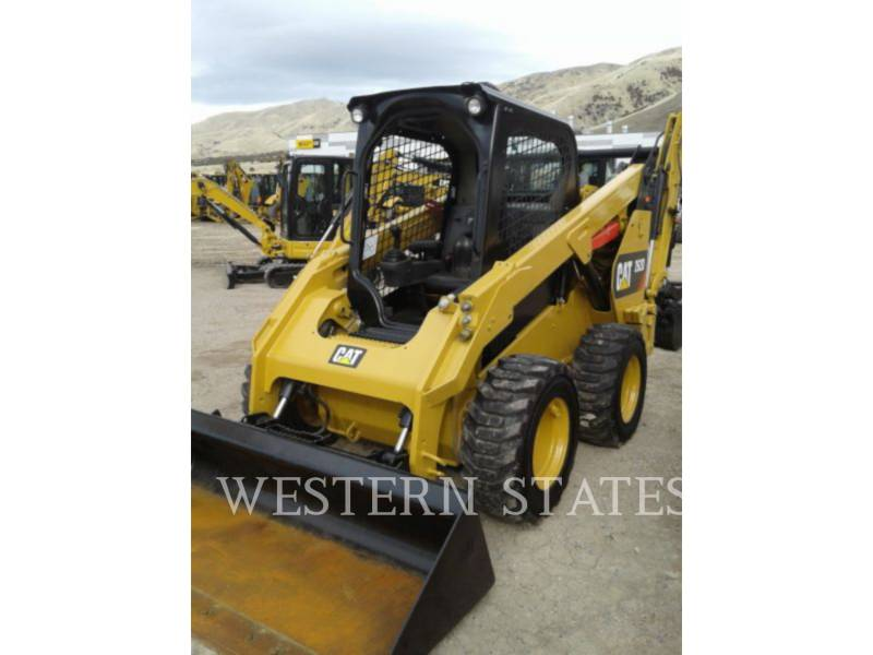 CATERPILLAR CHARGEURS COMPACTS RIGIDES 262 D equipment  photo 1