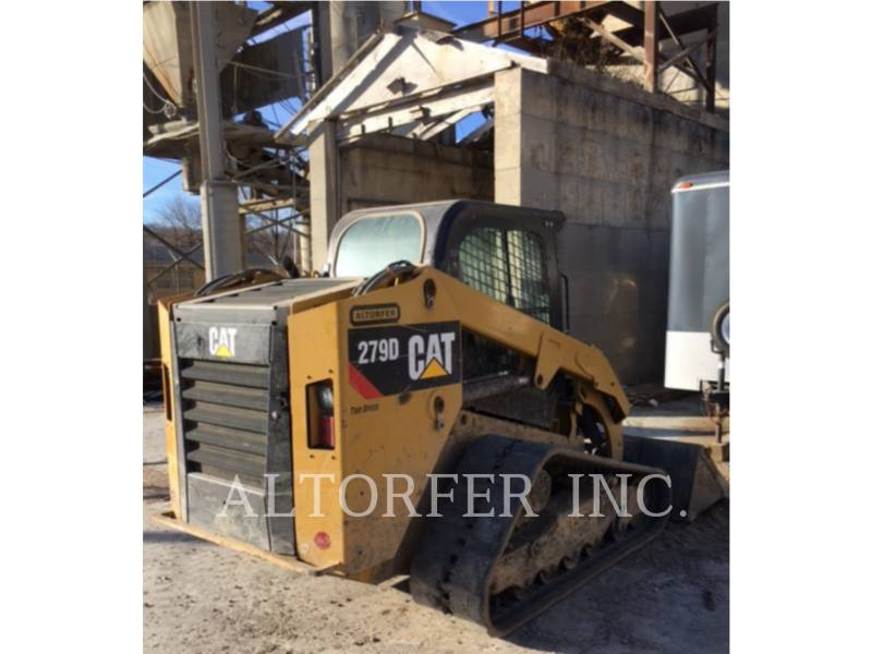 CATERPILLAR CHARGEURS COMPACTS RIGIDES 279D equipment  photo 2