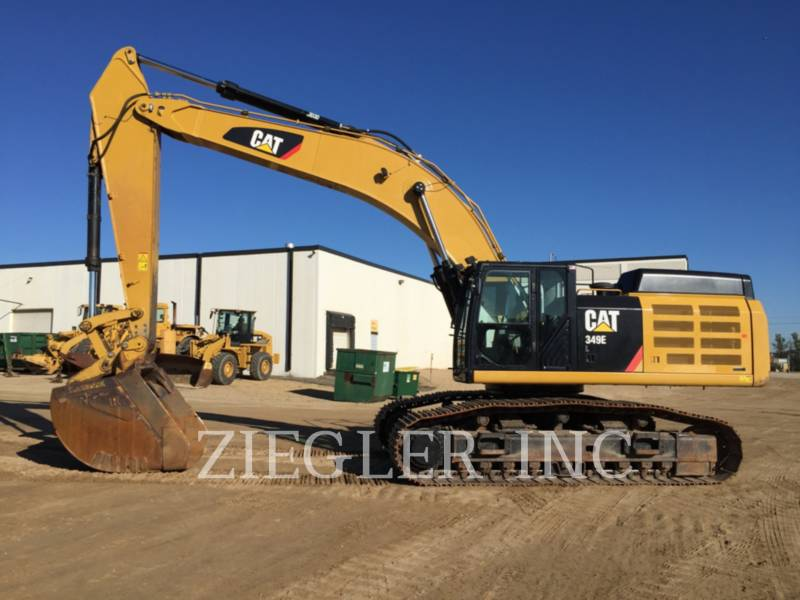 CATERPILLAR トラック油圧ショベル 349EVG equipment  photo 6
