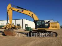 CATERPILLAR TRACK EXCAVATORS 349EVG equipment  photo 6