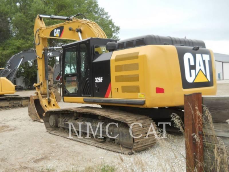 CATERPILLAR TRACK EXCAVATORS 326F equipment  photo 5