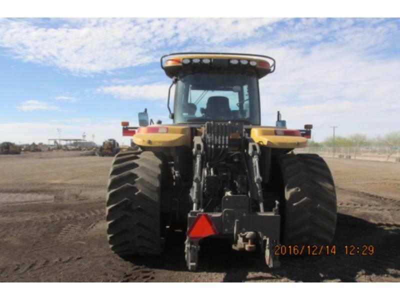 CATERPILLAR TRACTEURS AGRICOLES MT855C equipment  photo 4