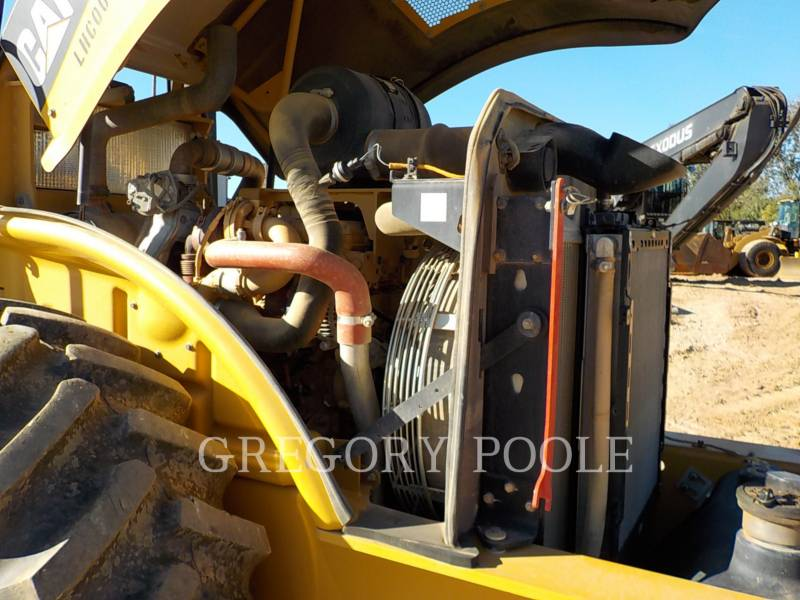 CATERPILLAR VIBRATORY SINGLE DRUM PAD CP56B equipment  photo 21