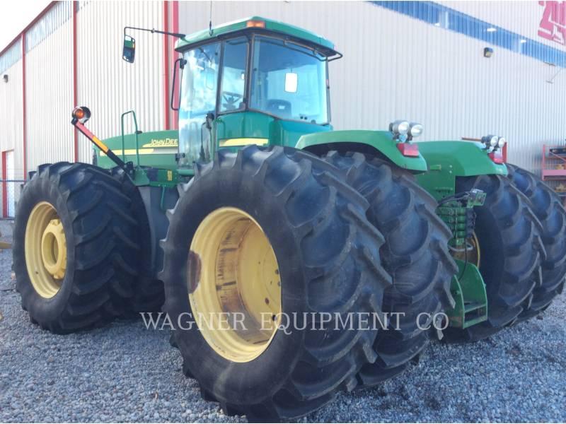 DEERE & CO. TRATTORI AGRICOLI 9520 equipment  photo 6