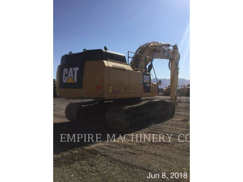 CATERPILLAR トラック油圧ショベル 349F equipment  photo 4