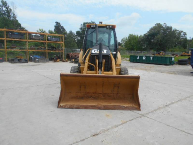 Caterpillar BULDOEXCAVATOARE 420EST equipment  photo 12