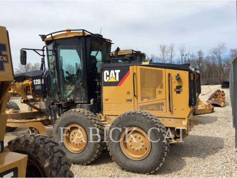 CATERPILLAR NIVELEUSES 120MAWD equipment  photo 2