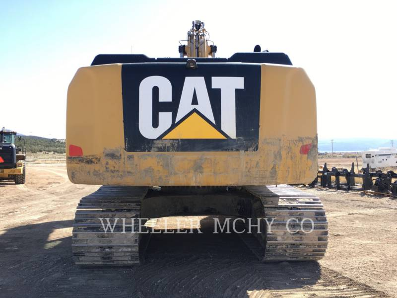CATERPILLAR KETTEN-HYDRAULIKBAGGER 336E L equipment  photo 9